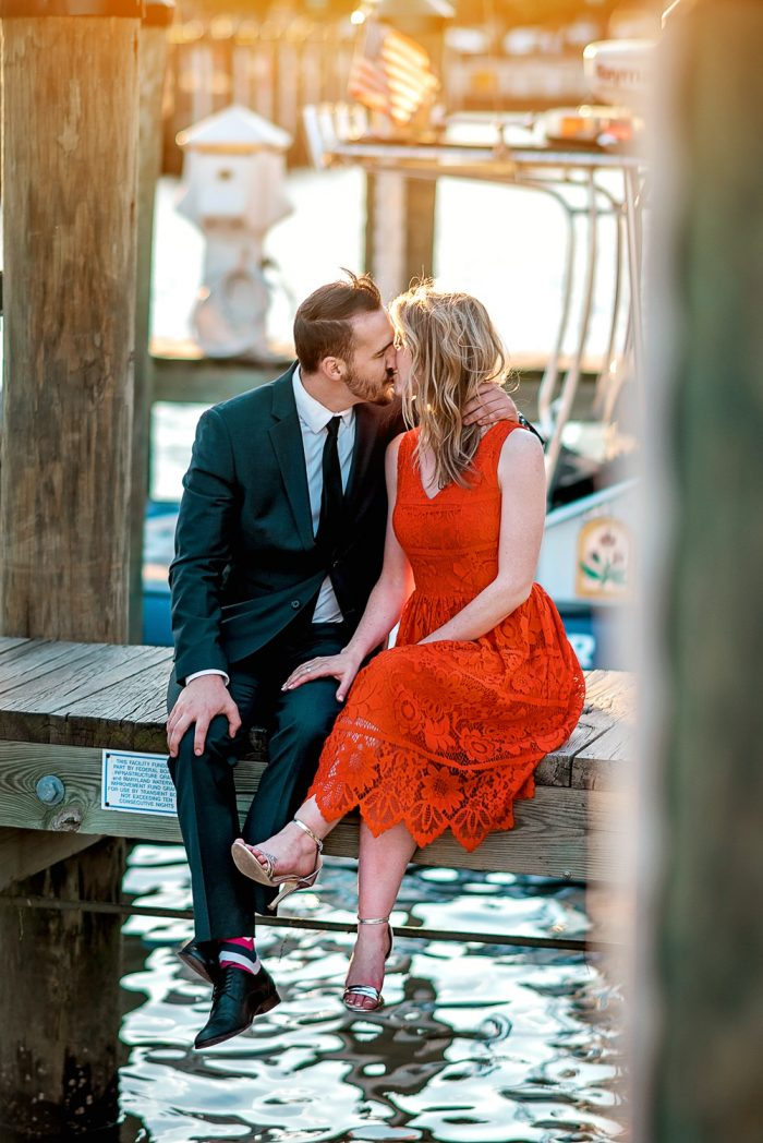 Annapolis Engagement Session Maryland