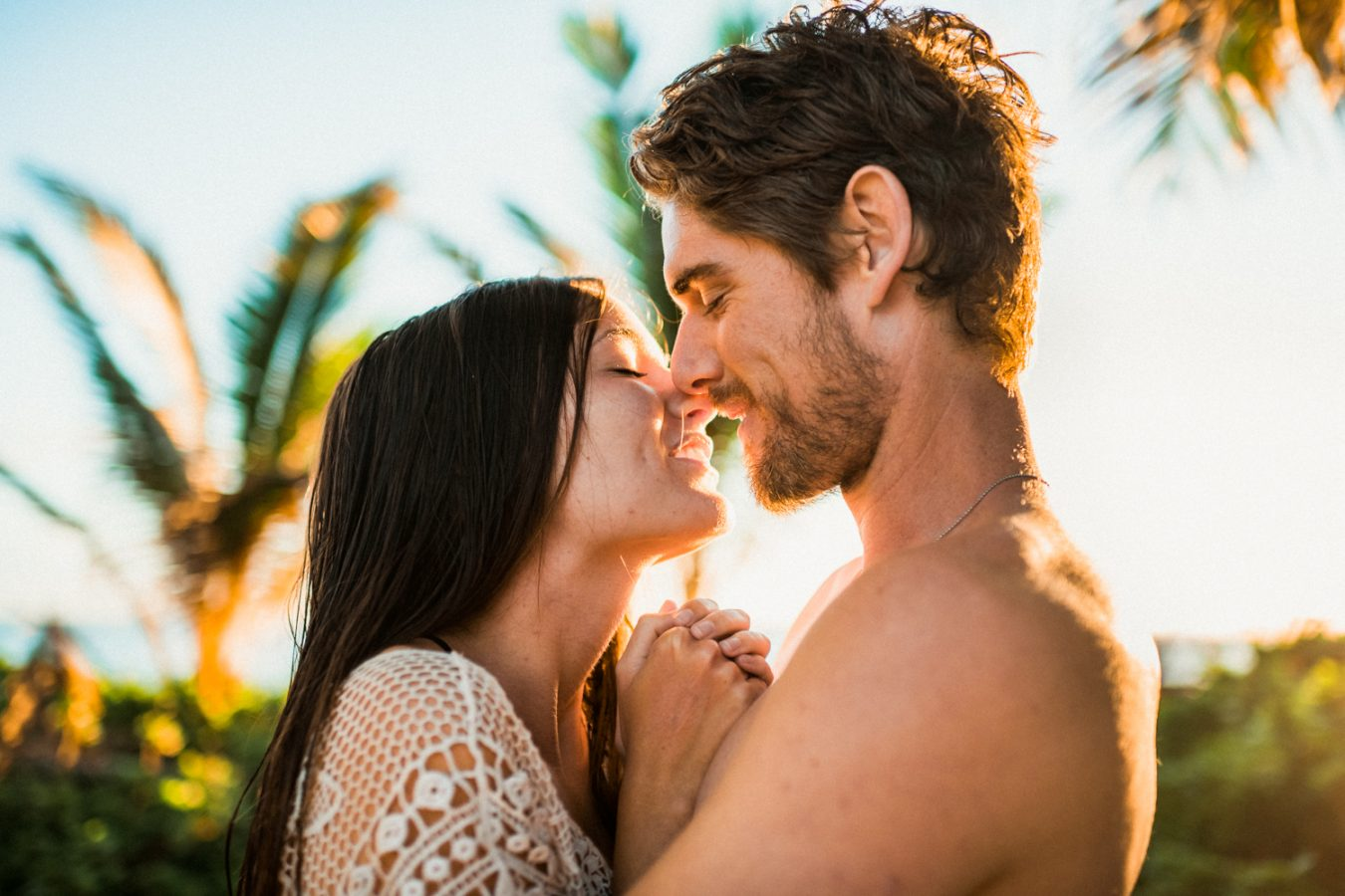 Hawaii Engagement Photographer