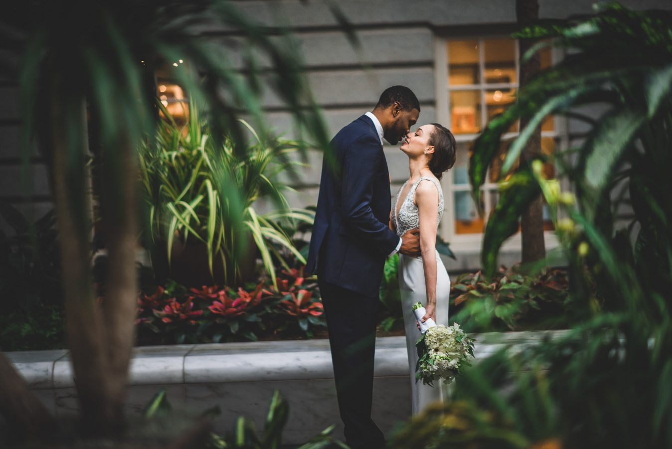 Hotel Monaco Washington DC Wedding