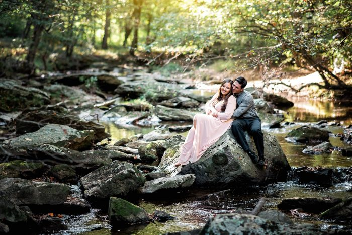 Adventurous Engagement Session Maryland