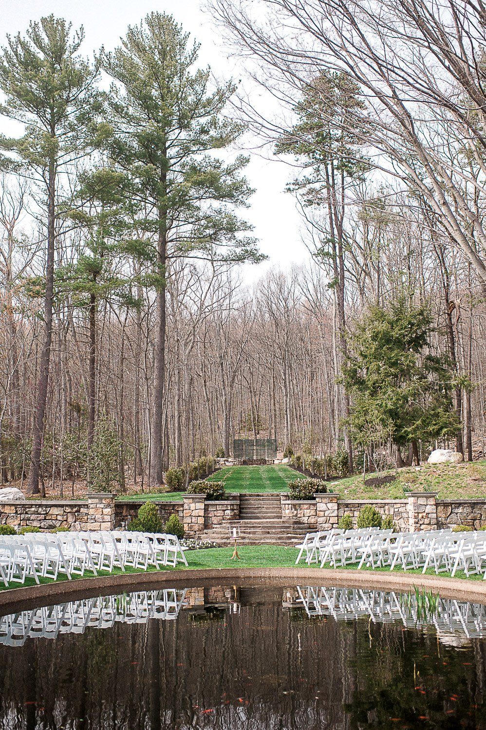 Strong Mansion at Sugarloaf Wedding Maryland