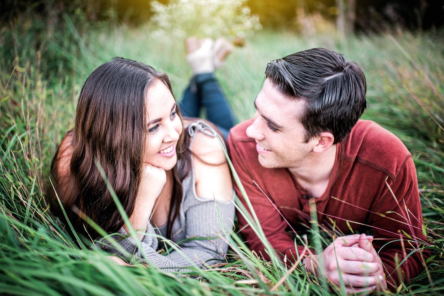 Rachel Carson Conservation Park Engagement Session Maryland