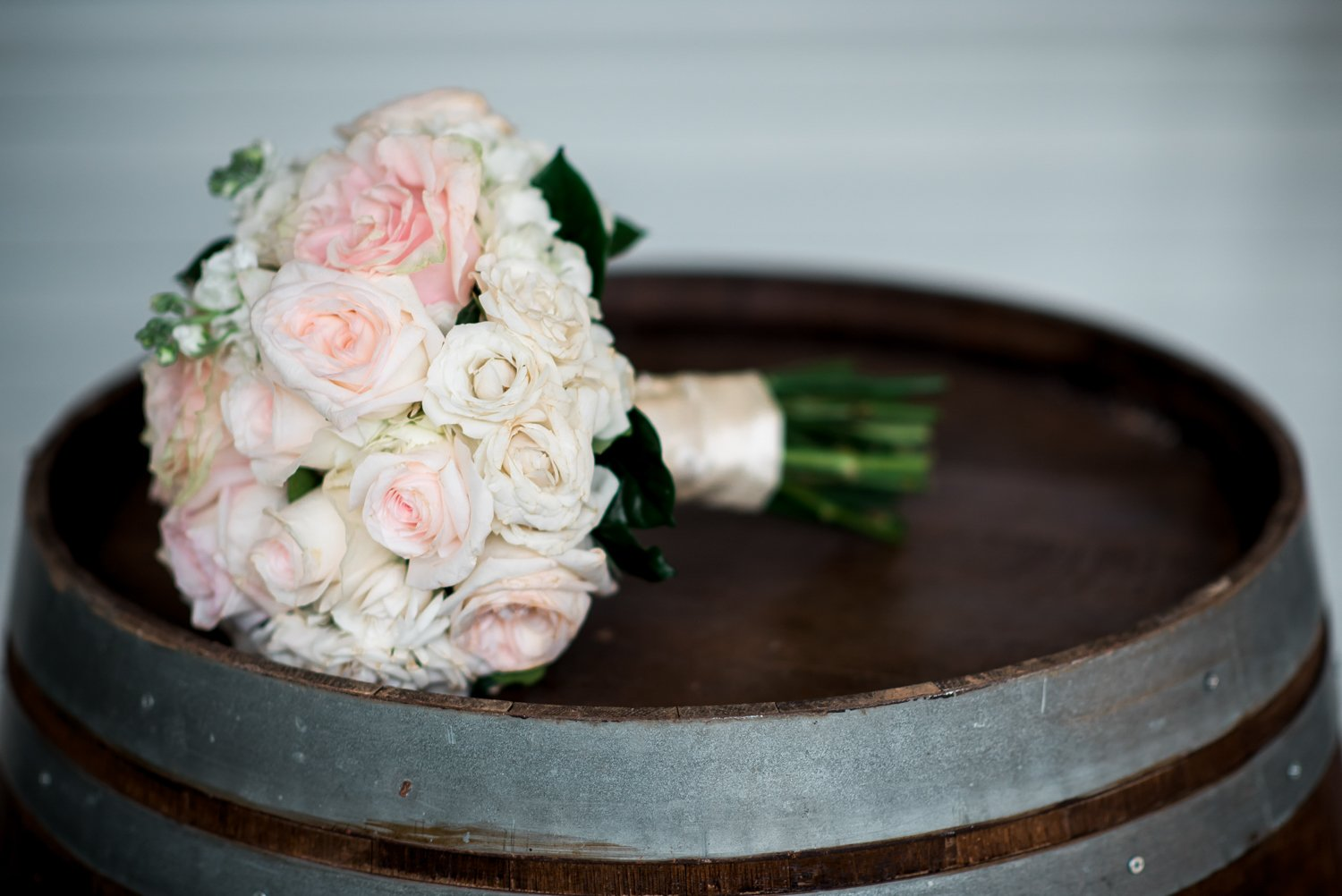 The Harvest House at Lost Creek Winery Wedding
