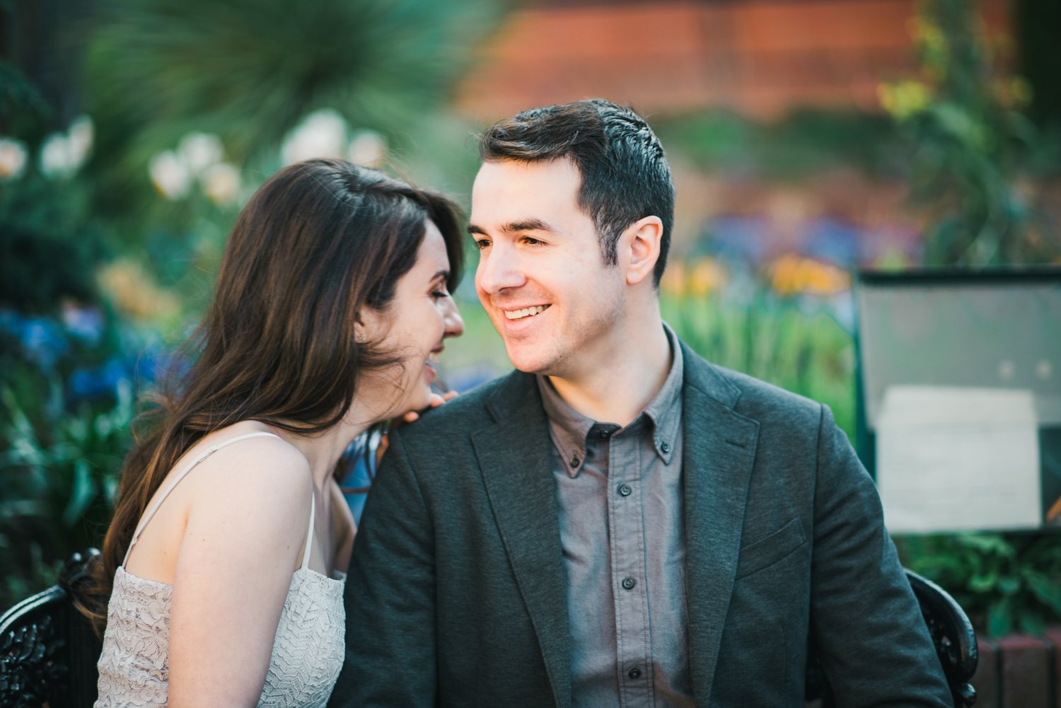 smithsonian arts and industries museum engagement session washington dc