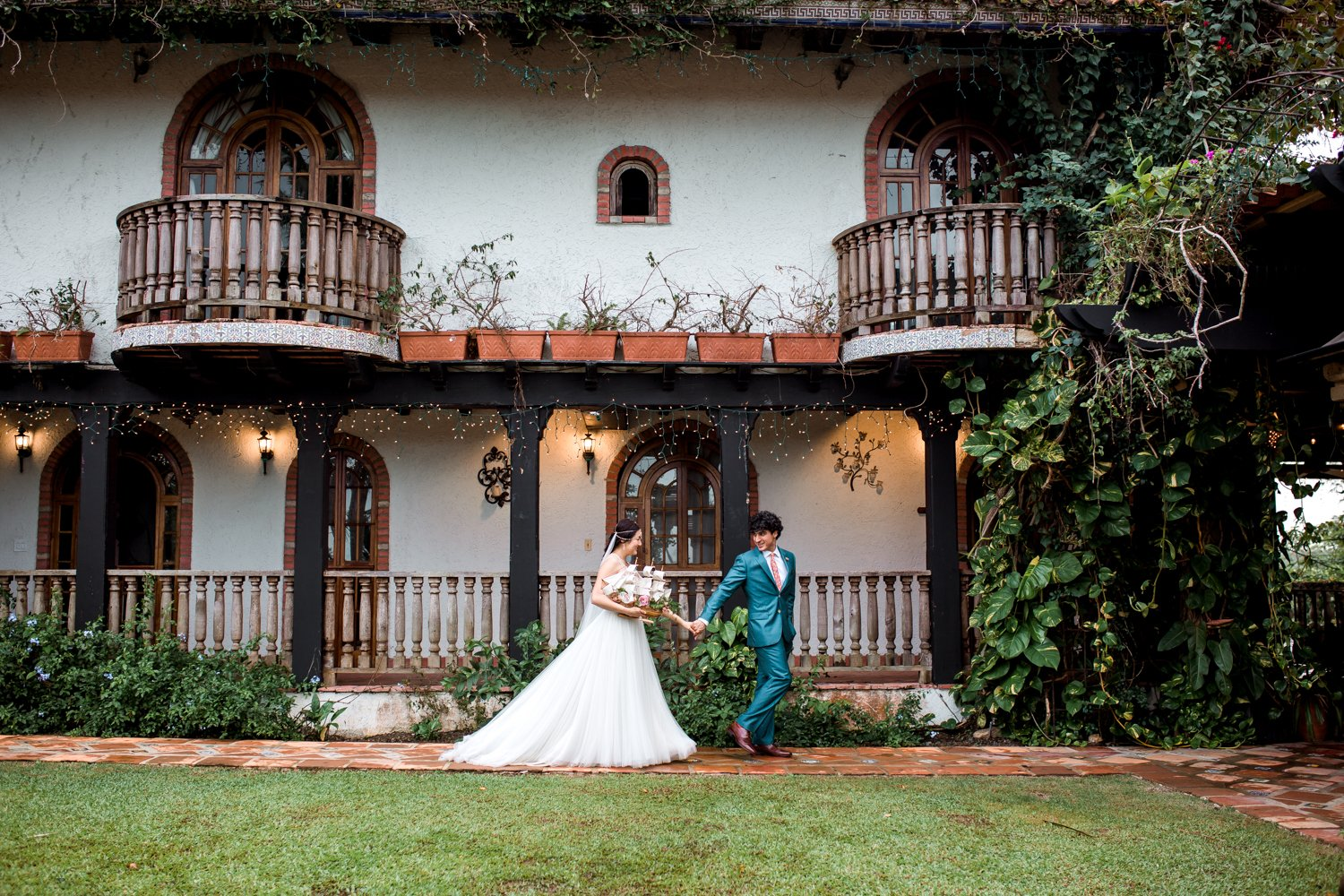 Hacienda Siesta Allegre Wedding Puerto Rico