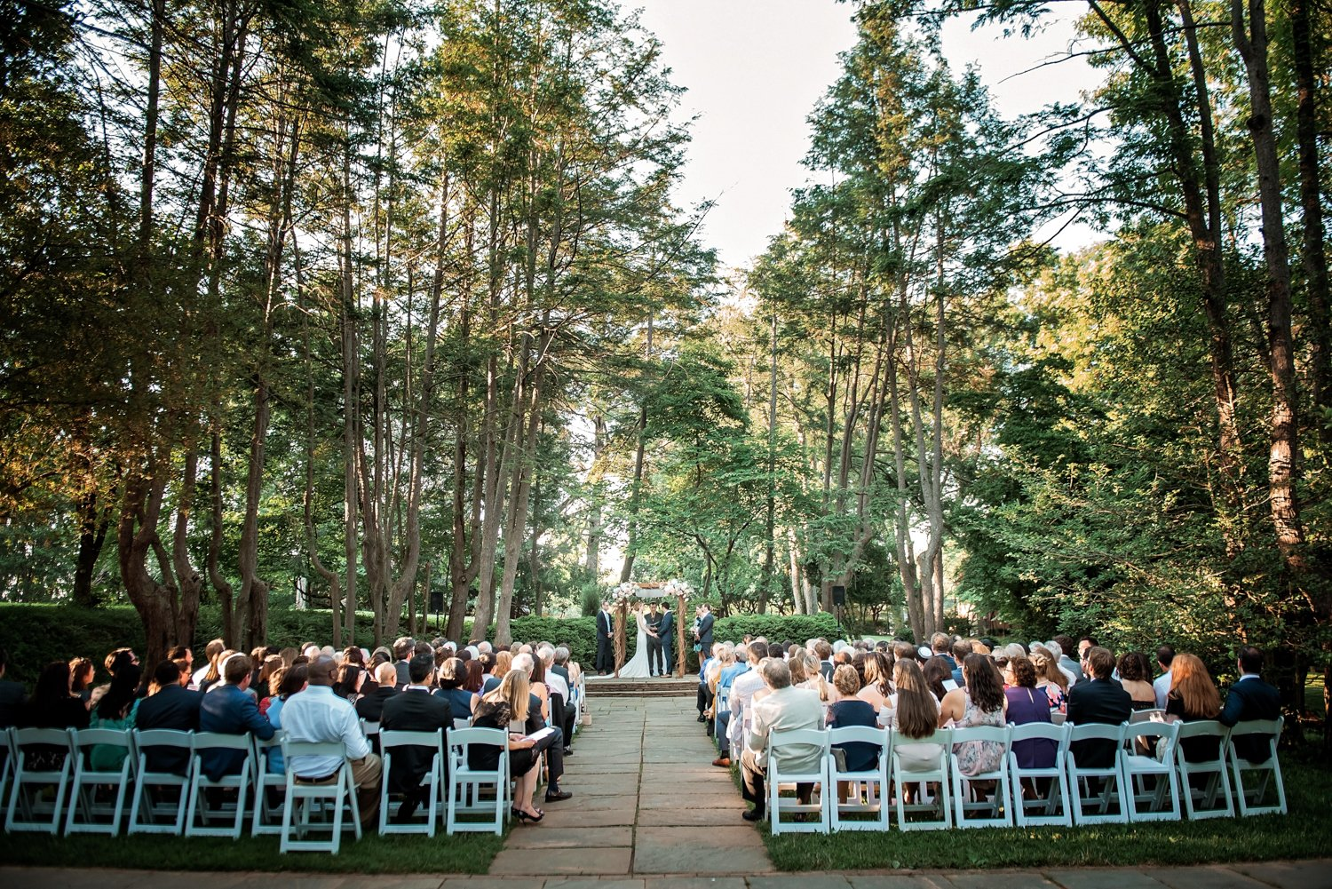 Woodend Sanctuary Wedding Chevy Chase