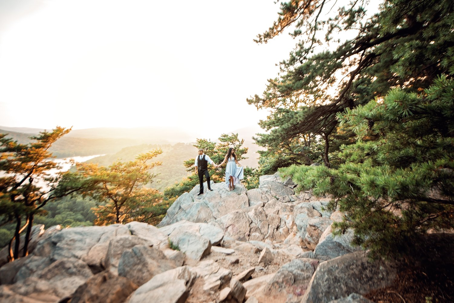 Mountain-Engagement-Session-Maryland