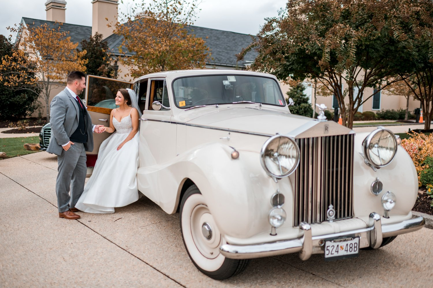 Salamander Resort and Spa Wedding Middleburg VA