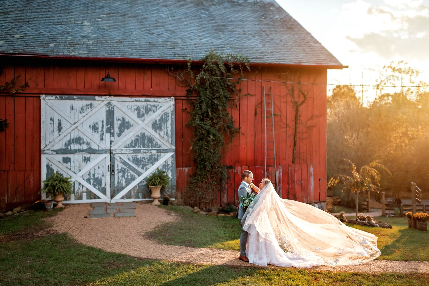 Winding Creek Farm Wedding Lovettsville Virginia