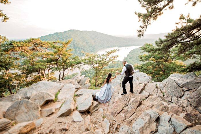 Adventure Elopement Photographer Maryland
