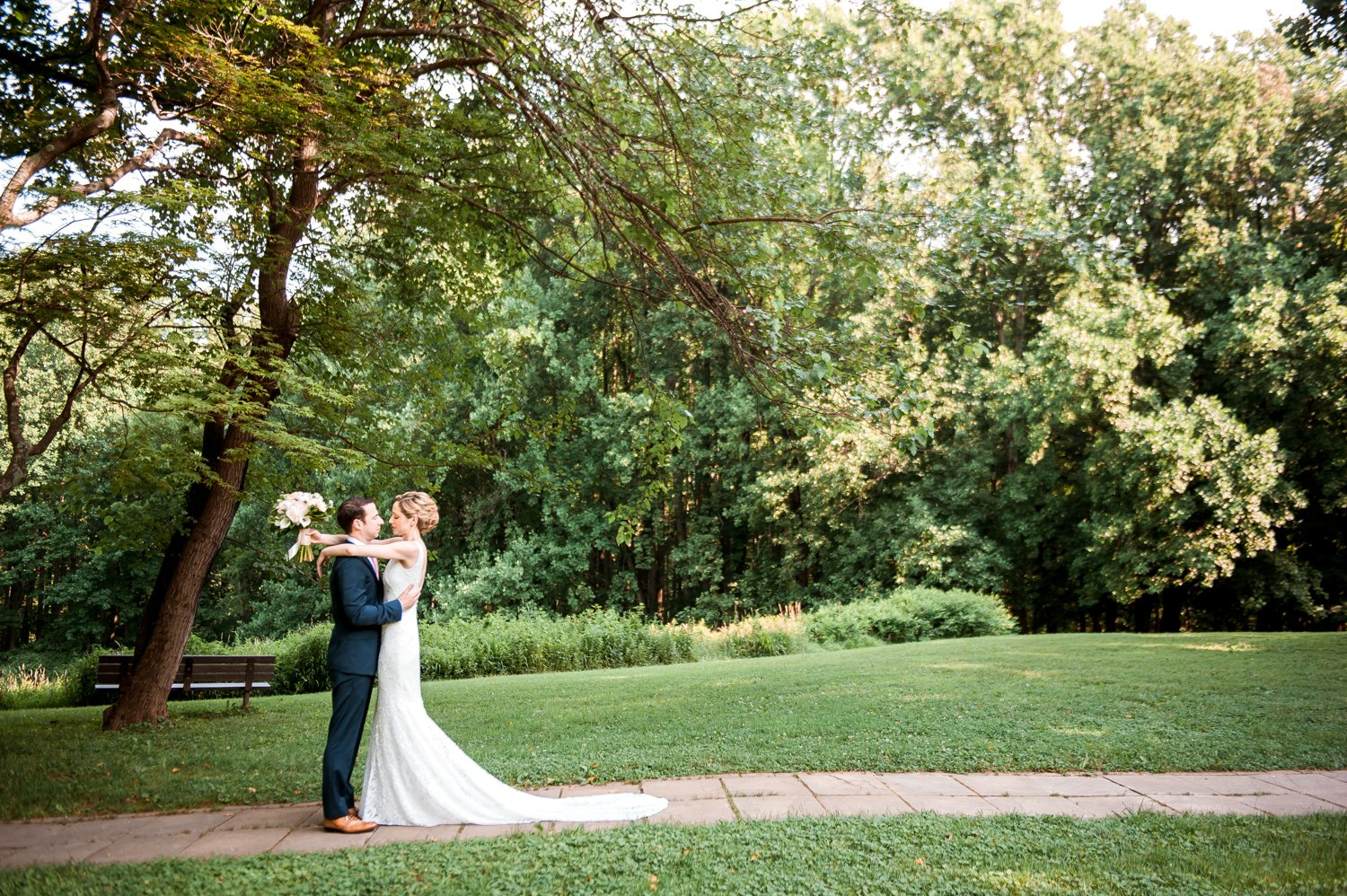 Woodend Sanctuary Wedding Maryland