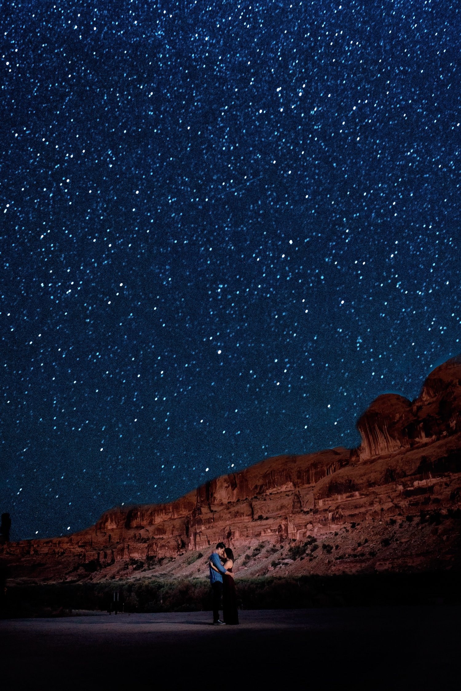 Arches National Park Adventure Engagement Session-5