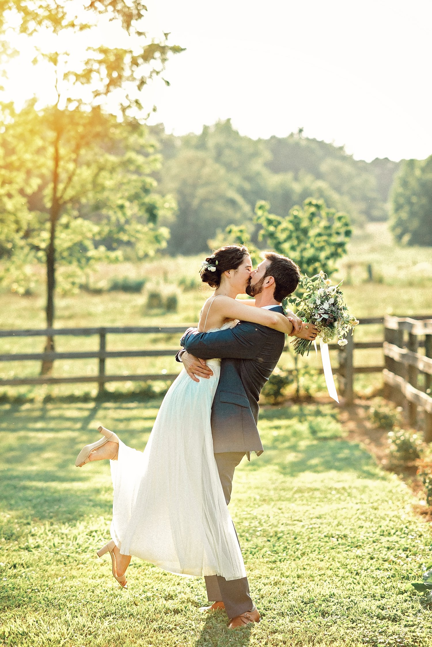 Rocklands Farm Winery Wedding Maryland