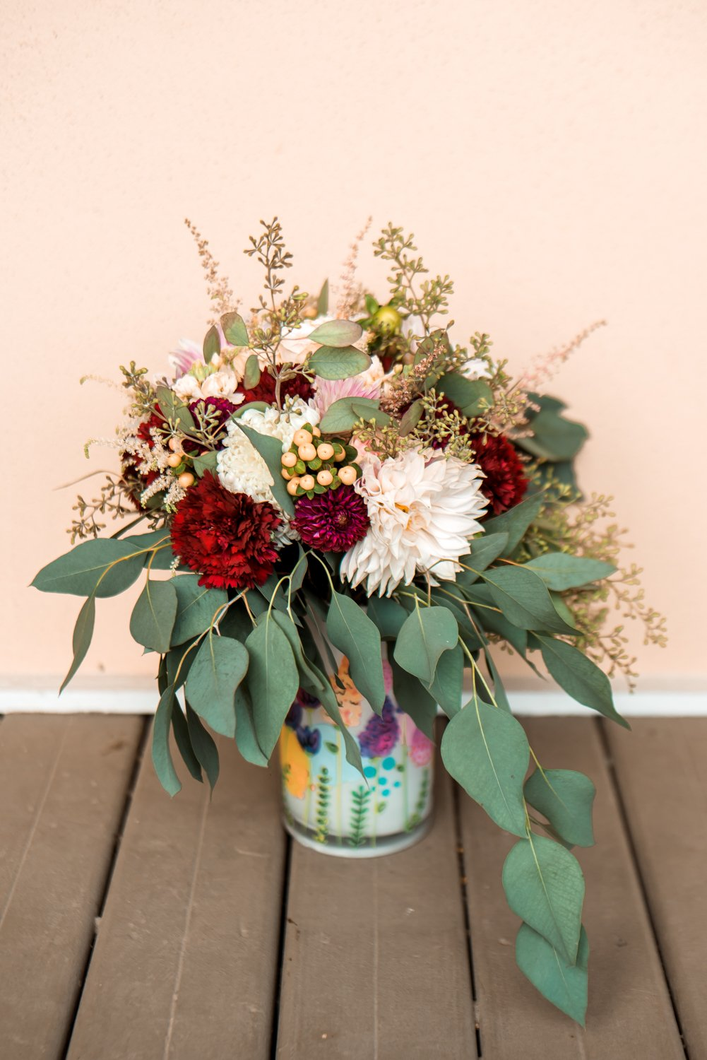 Fall Bouquet Inspo